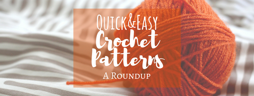 Quick and Easy Crochet Patterns for Beginners – A Slippin' Stitch Roundup