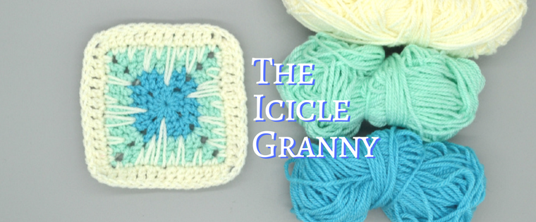 The Icicle Granny Square
